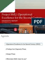 SMU OE2C Diagnostic Report