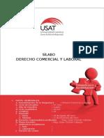 Silabo 2014 II - Derecho Comercial y Laboral