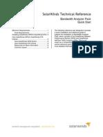 Install NPM First - Bandwidth Analyzer Pack ReadMe