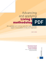 Living Labs Methodologies