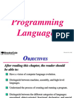 9 Chapter9 Programming Languages (1)