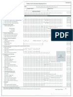Formulir Daftar Isian Perubahan Data bpjs