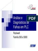 Análise e Diagnósticos de Falhas Em PLC Rockwell
