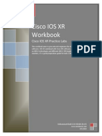 IOS XR Workbook