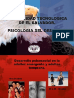 Adultez emergente diapositivas