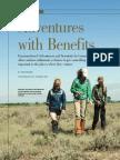 Adventures with Benefits