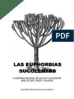 EUFORBIAS SUCULENTAS