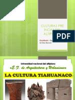 culturas pre incas del altiplano