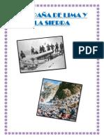 Campaña de Lima y La Sierra