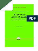 D'Antonio, Daniel H - El Menor Ante El Delito