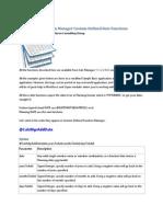 EPM October 2014 Newsletter - Tech Tips
