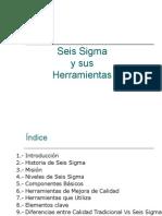 Seis Sigma y Sus Herramientas
