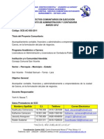 BancoProyectosDAC