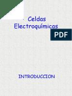1.- Celdas electrolítica