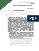 Apunte DP, prof Cárcamo, Delitos contra el E°