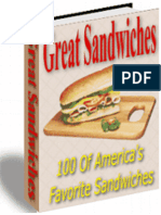 The Big Book of Great Sandwiches