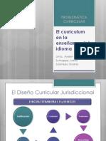 el curriculum en la enseñanza del idioma.ppt