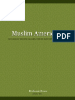 Muslim American Report People-press.org