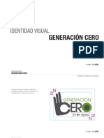 Identidad_visual_manual Logo Gen Cero