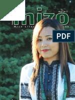 The MIZO (Mizo Social & Literary Journal, USA) Vol. II No. 2