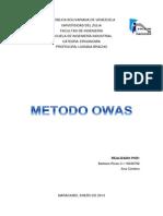 METODO OWAS