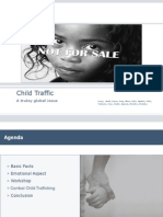 Child Traffic Summary Presentation
