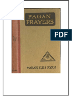 Pagan-Prayers - Ryan - 1913