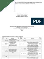 Comparación y Requisitos Técnicos 17025-V001