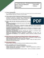 1ª Lista- Saneamento_Básico Correção.