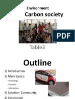 Enviromental Issues Summary Presentation