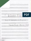 Villani - Aguas Claras Para Clarinete e Piano