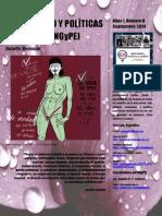 Boletín N° 8 Nodo Género y Políticas de Equidad