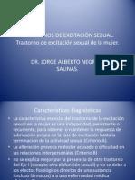 Trastorno de Exitacion Sexual