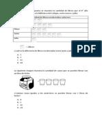 Guía de matemática 4° año
