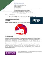 Lchay Ipúu (Mano Izquierda)- Presupuesto Participativo 2014