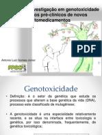 genética toxicológica