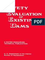Safety Evaluation of Existing Damsaaa