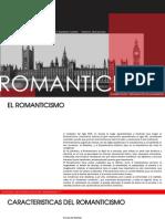 El Romanticismo Grupo 3