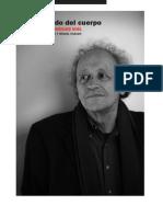 El Recuerdo Del Cuerpo, (Entrevista a Bernard Noël)