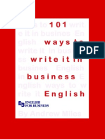 ef8ce948b9e 101 Ways to Write It in Business English (1)