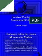 Seerah of Prophet Mohammad Sallallaho Alehe Wasallam Part II Life in Madina 1205985000592074 5