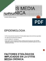 Otitis Media Crónica