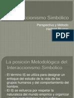 Interaccionismo Simbólico2