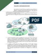 SSR-InstalaciónConfiguracionDHCP