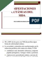 dermatologia y  vih.ppt