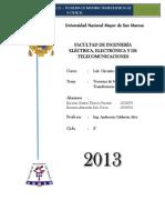 Circuitos Electricos-Informe final 7