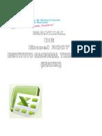 Manual Excel 2011