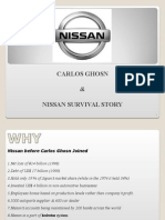 Nissan Survival Story
