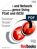 Storage And Network Convergence Using FCoE ISCSI