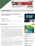 Jornalggn Com Br Blog Luisnassif o Livro a Historia Oculta d